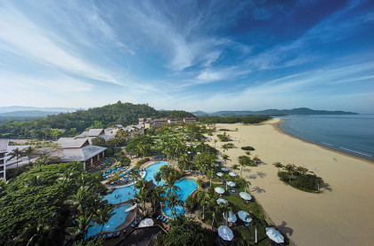 Shangri-La`s Rasa Ria Resort & Spa