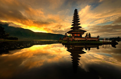 "4 Tage Privatrundreise ""Romantisches Westbali"
