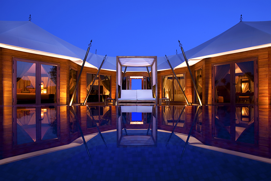 Banyan_Tree_Al_Wadi_Al Saharil Villa Pool