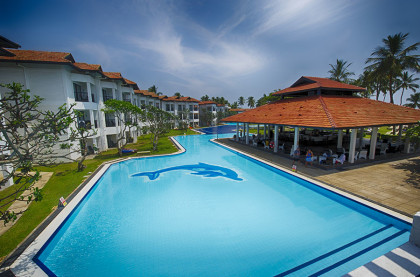 Club Hotel Dolphin Kammala South, Waikkal, Negombo 61110, Sri Lanka