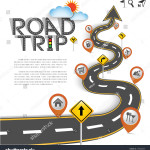 stock-vector-design-road-street-template-background-with-words-road-trip-and-map-pointer-icon-set-vector-278848889